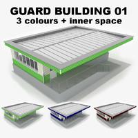 Guard building 01