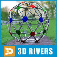 Sphere jungle gym by 3DRivers