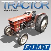Farmer Tractor Fiat