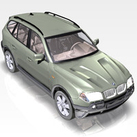 3d model car german