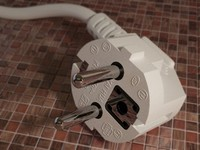 Power Suply Cord