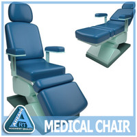 3ds max medical chair