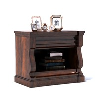 3d model new bohemian nightstand ralph