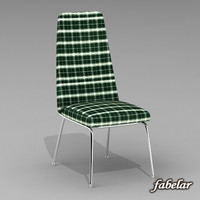 3ds max chair standard