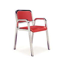 aluminum stacking chair emeco max