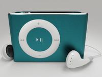 max ipod shuffle