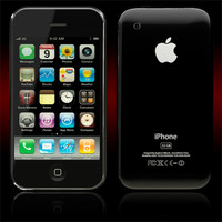 3d smartphone iphone 3gs model