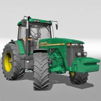 tractor 3d lwo