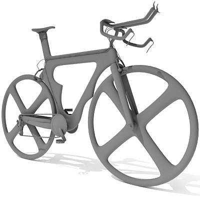 3d bike - Bike UT 5... by Gandoza