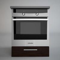 Oven Electrolux & hob Teka TT620