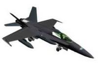aircraft jet 3d model