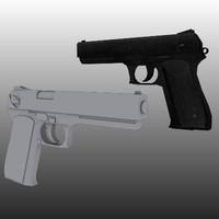 pistol ma