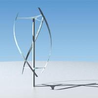wind turbine 2 3dsmax
