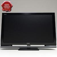 3d sony bravia 4500 tv model