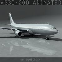 Airbus A330-200 A