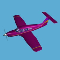 piper arrow 3d 3ds