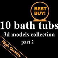 10 bath max