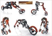 3d futur bike model
