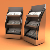 maya newspaper stand