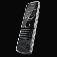 nokia 8800 arte 3d max