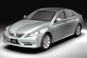Toyota Mark x 3D models