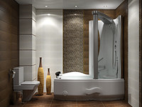 Aparici Tresor bathroom