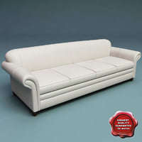 3d sofa slassic v5