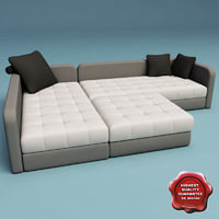 3ds max sofa v4