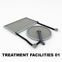 treatment facilities 01 3d 3ds