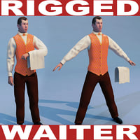 Waiter Rigged