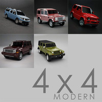 Modern 4X4 Collection