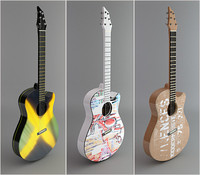 Acoustic Custom Guitars