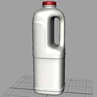 maya generic milk bottle