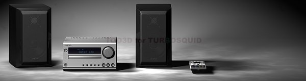 mini hifi max - mini hifi... by too3D