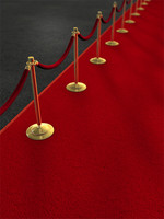 Red Carpet Scene