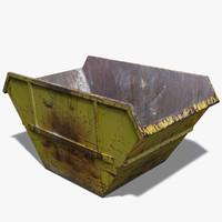 max large skip rusty