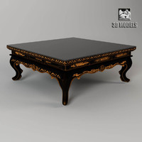china table 3d model