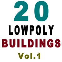 maya 20 buildings
