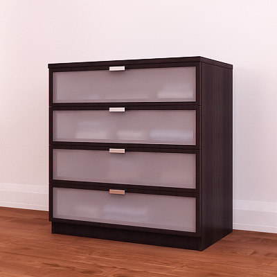 Ikea Hopen Chest Of Drawers