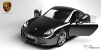 car sport 3d max