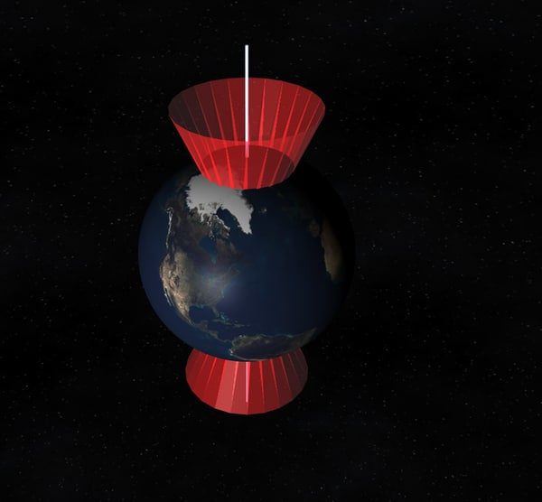 Earth-Moon Rotation Animation - Pics about space