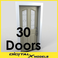 Entry Doors Collection