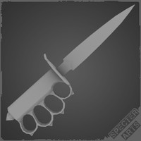 M1918 Trench Knife (LD)