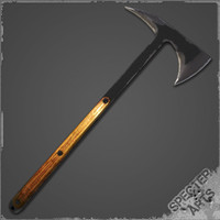 tactical tomahawk 3d 3ds