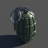 obj grenade military soldier