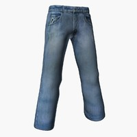 working jeans 3d 3ds