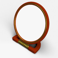 3d lwo makeup mirror