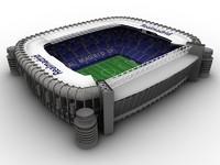 maya santiago bernabeu stadium