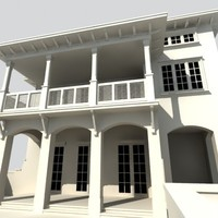 3ds max delray beach home