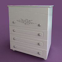 Commode Baby Expert Diamante